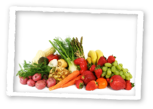Quercetin is found in fruits and veggies